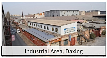 Industrial Area, Daxing