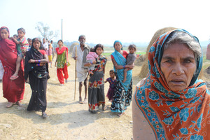 Victims from Bonded Labor
